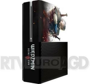 CDProjekt Xbox One Wiedźmin 3 Dziki Gon Biały Wilk
