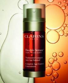 Clarins Double Serum Dwufazowe Serum 50ml