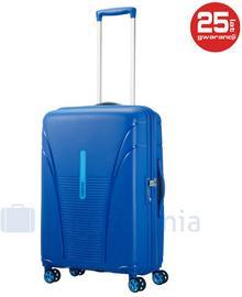 Samsonite AT by Średnia walizka AT SKYTRACER 76527 Niebieska - niebieski