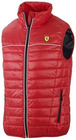 Ferrari F1 Kamizelka Ferrari Padded Jacket - Red