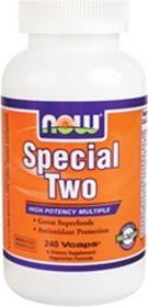 Now Foods Special Two Multiple Vitamin 120 szt.