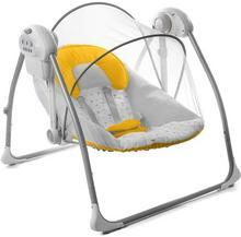 KinderKraft Kinderkraft Seed Nani Duży Bujaczek Yellow - Ekspresowa Wysyłka I Bezpieczeństwo Zakupów  21 Dni Na Zwrot.