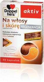 Queisser Pharma Doppelherz Aktiv Na Włosy i Skórę Regeneracja 30 szt.