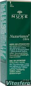 NuxeNuxuriance Ultra krem do pielęgnacji okolic oczu i ust, 15ml