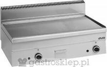 MBM Płyta grillowa gazowa gładka chromowana 990x460 mm nastawna linia 600 | GFT106LC