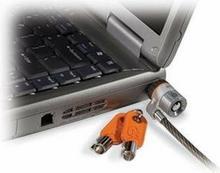 Kensington Linka zabezpieczająca do notebooka Microsaver 1,8m - na klucz 64020