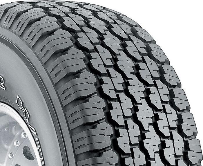 Bridgestone Dueler H/T 689 245/70R16 107S