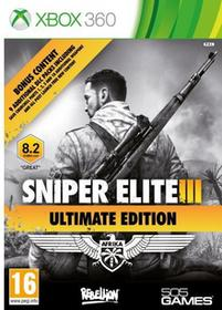 Sniper Elite III Afrika - Ultimate Edition Xbox 360