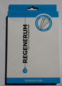 Aflofarm Regenerum regeneracyjna kuracja do stóp skarpetki (1 para)