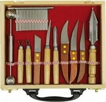 Stalgast Zestaw carvingowy mały (22 elementy) 333002