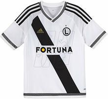 adidas koszulka meczowa Legia Warszawa A JSY Junior S89000