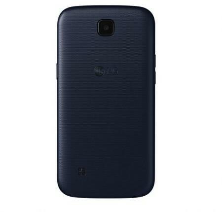 LG K3 LTE Dual Sim Czarno-niebieski