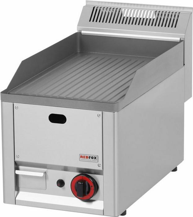 RedFox Płyta grillowa gazowa GDRL - 33 G 00000523