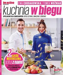 Chodakowska Ewa, Woźniak Tomek Kuchnia w biegu.