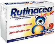 Aflofarm Rutinacea Junior 20 szt.