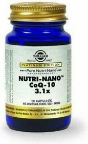 Solgar Koenzym Q10 nutri Nano 50 szt.