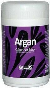 Kallos Argan Maseczka do włosów farbowanych 275ml