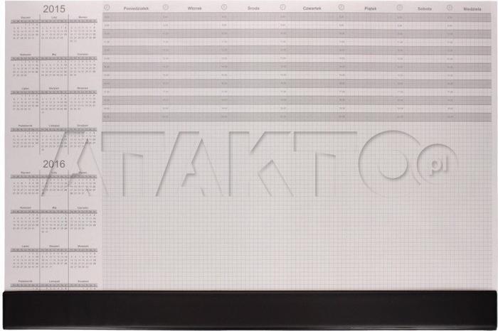 Panta Plast kalendarz biuwar A2 listwa PantaPlast PH5088