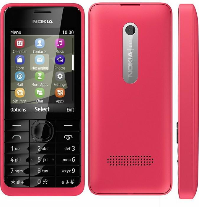 Nokia Asha 301 Dual SIM
