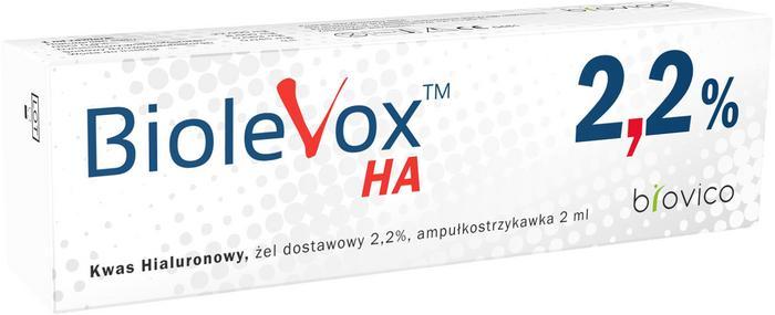 Biovico Biolevox HA 2 ml
