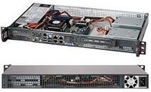 Intel Single CPU Atom SC505-2758F