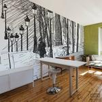Murando Fototapeta schody - Montmartre 100604-30 100604-30