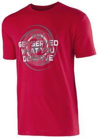 Head Koszulka Chłopięca Chris Jr T-Shirt - red