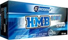 Biogenix HMB 1000 Monster Caps 120 kaps. 1000mg