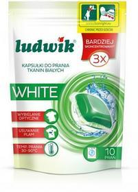 Ludwik Inco Kapsułki do prania white (10 sztuki)