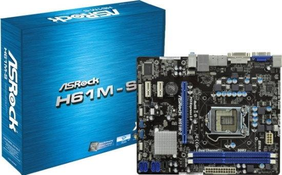 ASRock H61M-S