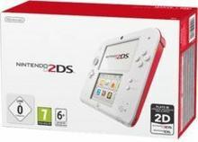 Nintendo 2DS Biało-Czerwony + New Super Mario Bros. 2