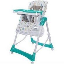 Sun Baby Krzesełko do karmienia Laura Niebieska