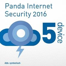 Panda Internet Security 2016 Multi Device (5 urz. / 1 rok) - Nowa licencja