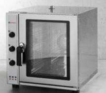 Hendi Piec konwekcyjno-parowy - pojemność 5x GN 2/3, sterowany manualnie (225530