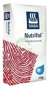 Yara NUTRIFOL CZERWONY 25 kg 7-9-25+MICRO