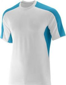 Salomon Koszulka Trail Runner Tee White