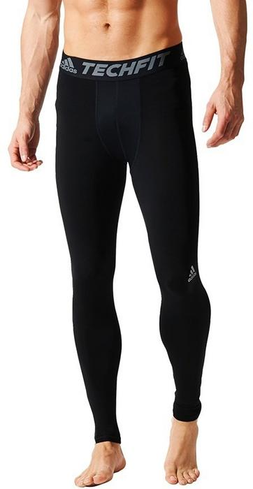 f95eb7dbb Adidas Spodnie adidas Tech Fit TF Base Tight AI3370 czarny, M  sportech_72798_284945