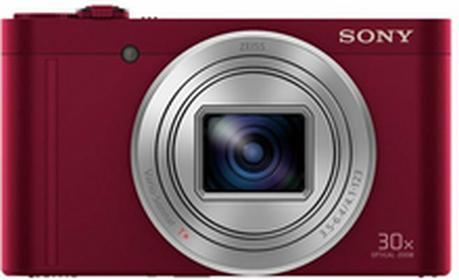 SonyDSC-WX500 czerwony