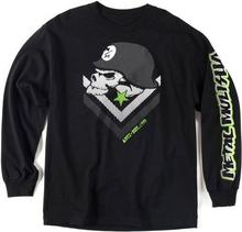 Metal Mulisha T-shirt - BRAIN L/S (BLK)
