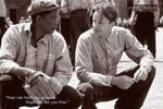 Skazani na Shawshank - Tim Robbins. Morgan Freeman - Plakat