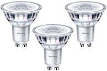 Philips Żarówka LED GU10 3 5 W 275 lm mleczna barwa zimna 3 szt.