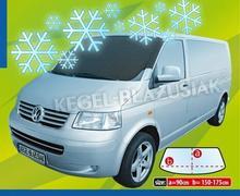 Osłona na przednią szybę Winter Delivery Van