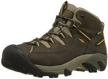 Keen Buty trekkingowe Targhee II Mid WP dla mężczyzn, kolor: czarny, rozmiar: 42 EU B01MEE20OG
