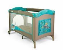 Milly Mally łóżeczka drewniane / Kojec MIRAGE NEW khaki cow