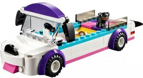 LEGO Parada piesków 41301