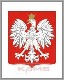 TD UA001 Godło Polski