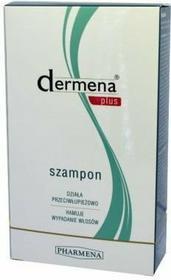 Pharmena Dermena Plus - Szampon-żel przeciwłupieżowy 200ml