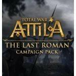 Total War: ATTILA - Ostatni Rzymianin DLC STEAM