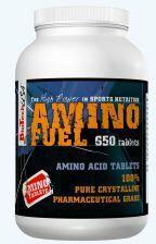 BioTech Amino Fuel 120 tab.