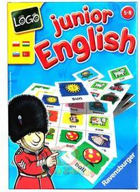 Ravensburger Gra edukacyjna - LOGO Junior English 240098